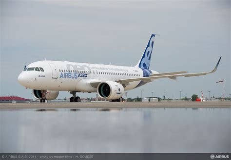 A320neo Family sets new standards with 20% reduced fuel burn