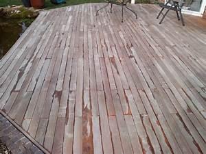 Holz Altern Lassen Grau : auffrischen einer vergrauten terrasse aus holz der ~ Lizthompson.info Haus und Dekorationen