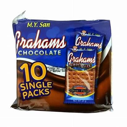 Crackers Graham 25g Grahams 250g Chocolate