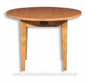 Kuchentisch massivholz rund das beste aus wohndesign und for Küchentisch rund