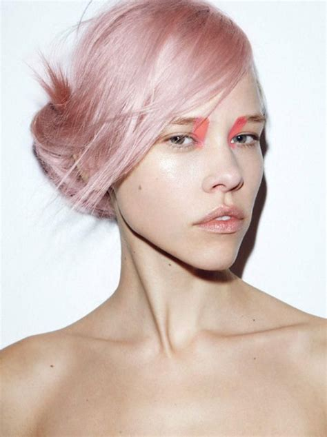 Top 25 Ideas About Pinkpeach Hair On Pinterest My Hair