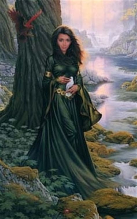 earth goddess fantasy photo  fanpop
