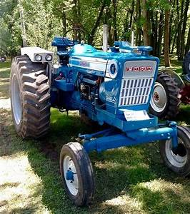 17 Best Images About Ford Tractor On Pinterest
