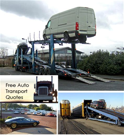 Advantages Of Free Auto Transport Quote  Free Auto
