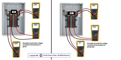 Mobile Home Meter And Breaker Box Wiring by I Own A Doublewide Mobile Home And Lost Power To One