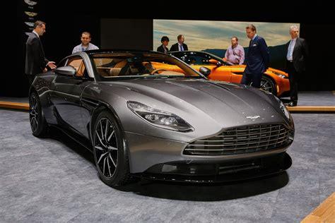 2017 Aston Martin Db11 Debuts At Geneva Motor Show