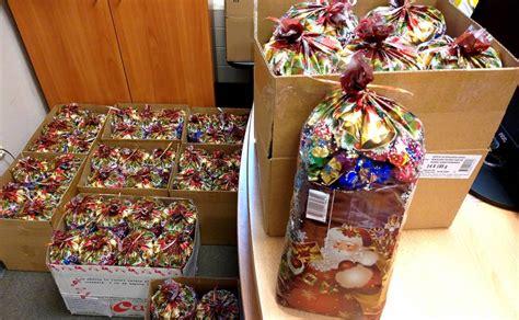 Sociālais dienests turpina Ziemassvētku dāvanu komplektu ...
