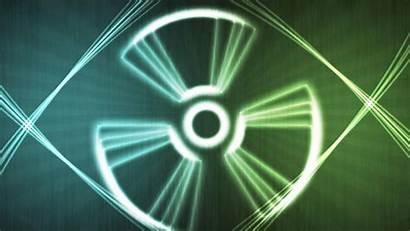 Radioactive Symbol Radioactivity Radiation Nuclear Wallpapers Spaceship
