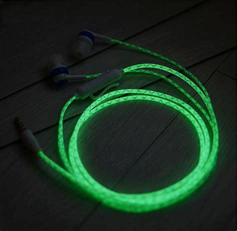 Aliexpresscom  Buy Hot!!! Glow In The Dark Earphones