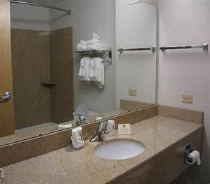 Best western inn bathroom sink picture of best western for Best bathroom suites reviews