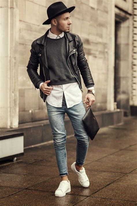 White Sneakers Become Popular Again in 2015 Spring and Summer - Men Fashion Hub