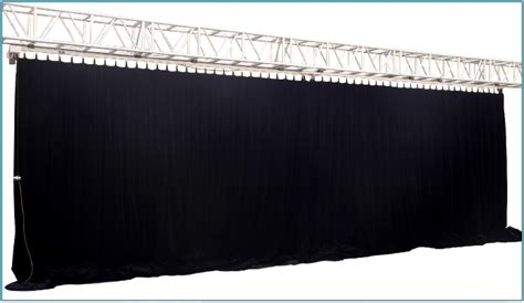 rk motorized curtain system for stage for sale