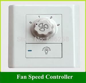 Aliexpress buy fans chandelier wall switch fan