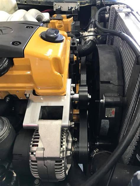 land rover defender   mercedes om turbo diesel