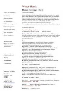 CV Human Resources