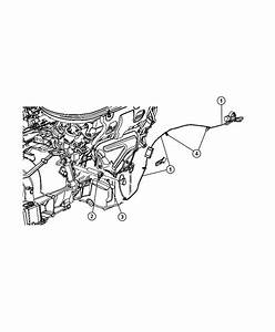 2012 Dodge Grand Caravan Cord  Engine Block Heater