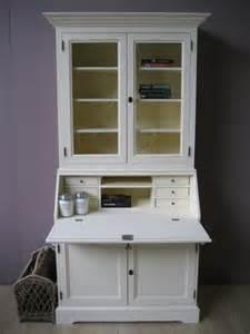 fashion home interiors secretaire bastignon creme wit voorraad opruiming landelijke kasten landelijke