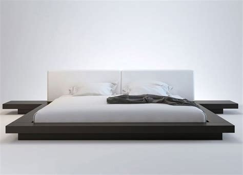 Low Bedroom Frames by Best 25 Bed Frames Canada Ideas On Floor Bed