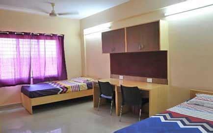 hostel facility   university bangalore jain university