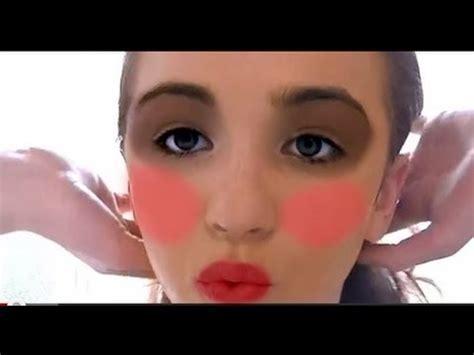 maquillage discret pour les cours youtube