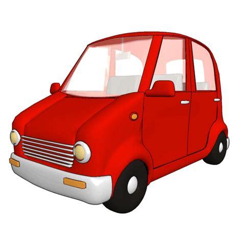cartoon car 3d cartoon car
