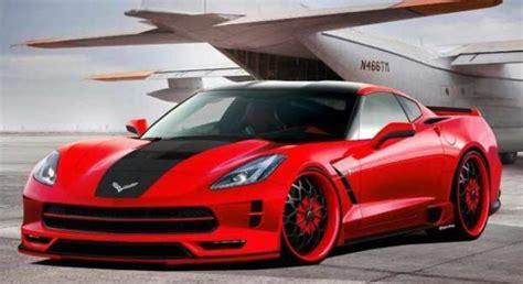 2017 Chevy Corvette Stingray Release Date, Price, Top