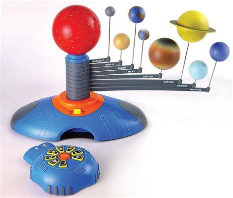 Güneş Sistemi Modeli (Hareketli)