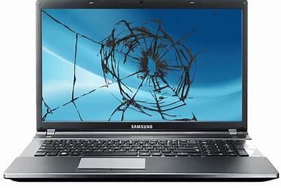 Laptop Screen Broken Repair Replacement Fix Computer