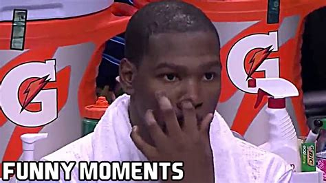 moments funny kevin durant