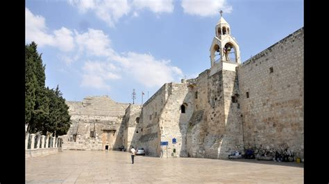 church   nativity bethlehem west bank palestinian territories middle east asia youtube