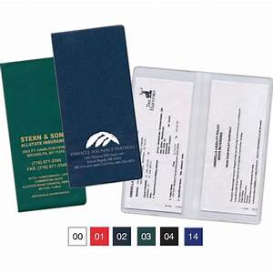 imprinted policy and documents holder usimprints With policy and document holder