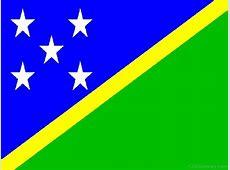 National Flag Of Solomon Islands 123Countriescom