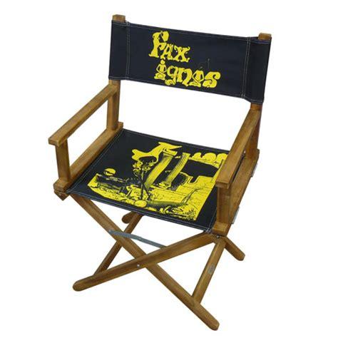 chaise réalisateur chaise de réalisateur chaise pliante publicitaire