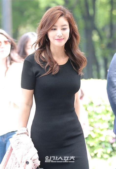 Netizentown Kim Sung Ryung 50 Years Old Enviable Beauty