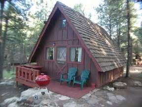 building an a frame cabin a frame small pines