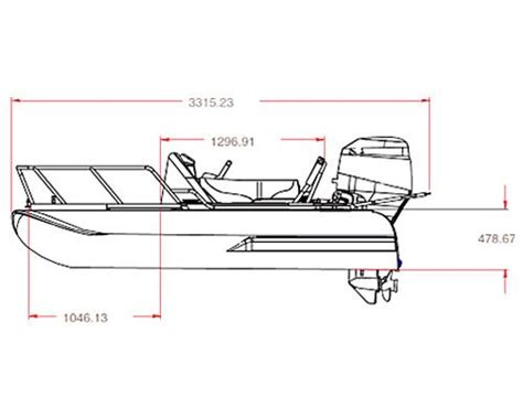 Pontoon Boats Dimensions by 1000 Images About Fishing Boats Motors On