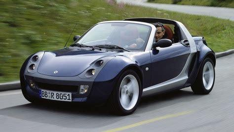smart roadster autobildde