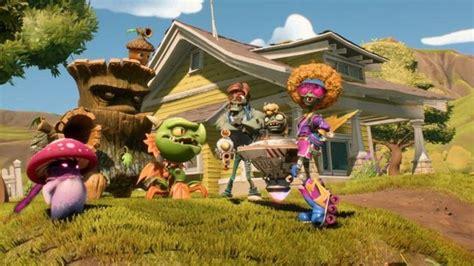 plants zombies neighborville vs battle screen split play mode