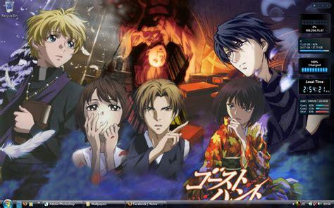 Ghost Hunt Anime Wallpaper - ghost hunt wallpaper by shadowrangerblue on deviantart