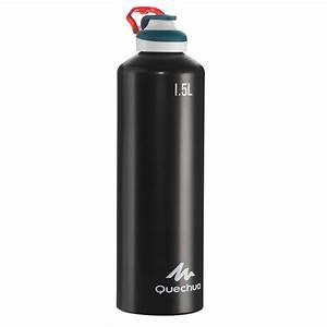 Schnellkochtopf 1 5 Liter : quechua drinkfles voor wandelingen 500 sportdop 1 5 liter aluminium zwart ~ Watch28wear.com Haus und Dekorationen
