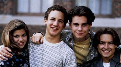 Relive The Best High School Moments From 'boy Meets World