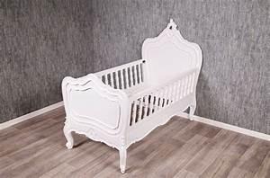 Babybett Am Bett : barock bett kinderbett babybett betten onlineshop repro antik design ~ Frokenaadalensverden.com Haus und Dekorationen