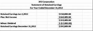 Best Photos of Retained Earnings Formula - Balance Sheet ...