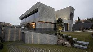 The Open Box House By A Cero