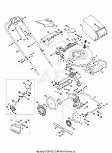 Mtd 12avd32q704  2013  Parts Diagram For General Assembly