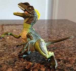 "Velociraptor ""Alpha"" (Jurassic Park: Dinosaurs by Hasbro ...  Velociraptor"