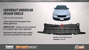 Undercar Splash Shield