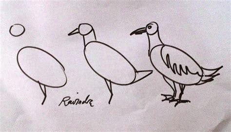 menggambar bebek