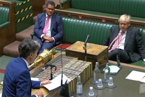 Boris Johnson suffers rebellion over contentious Brexit ...