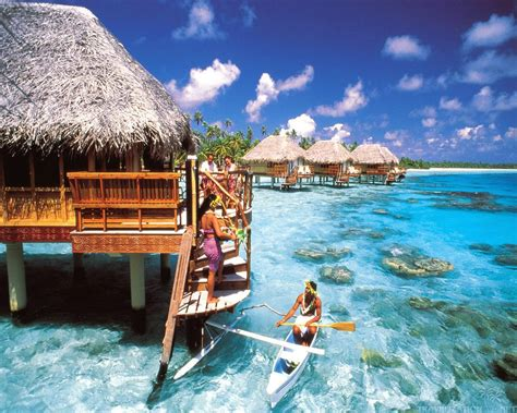 Luxury Life Design The Islands Of Tahiti